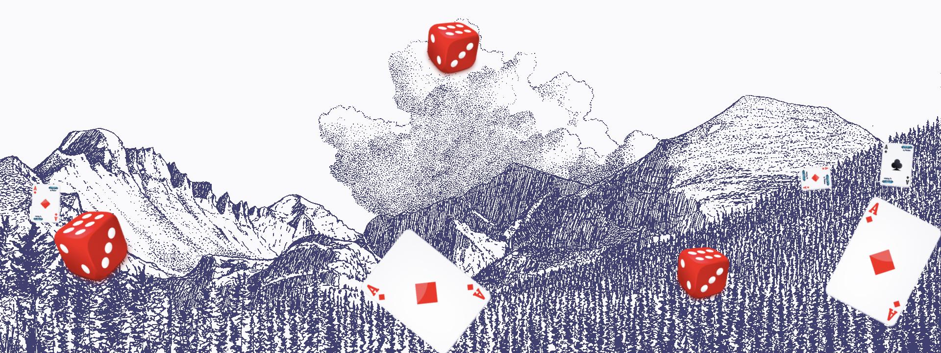 Header Background Gambling